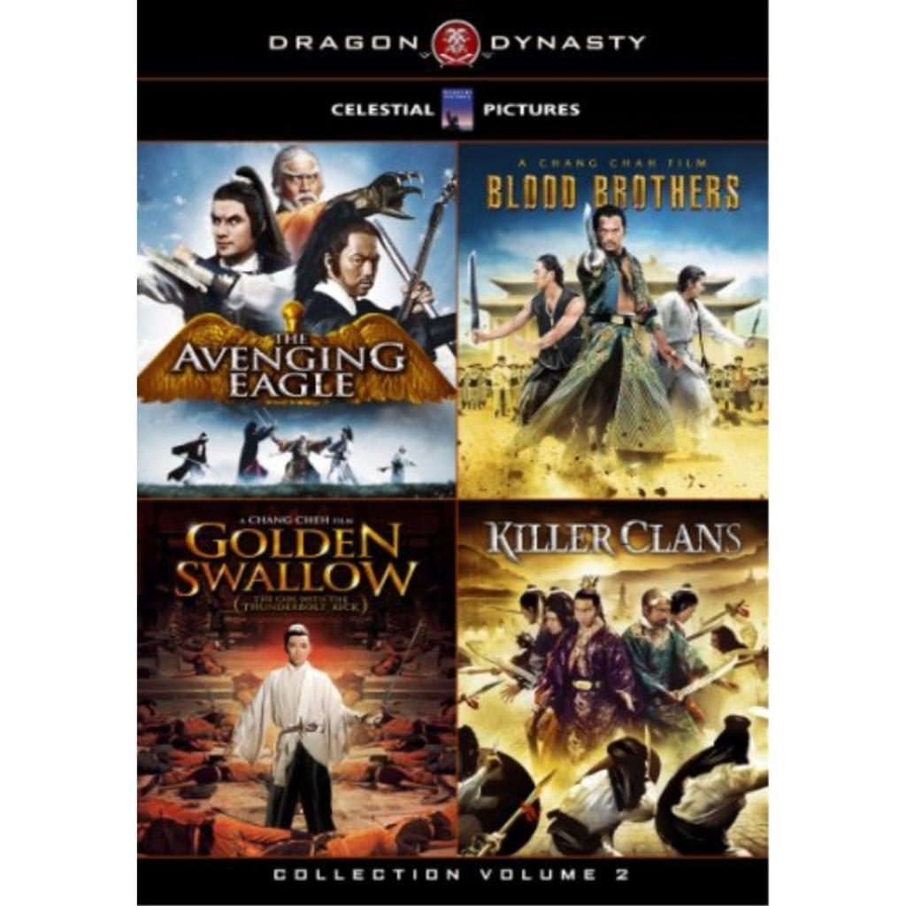 Dragon Dynasty Collection-Volume 2
