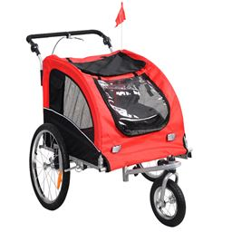 Pet Bike Trailer Bicycle Stroller
