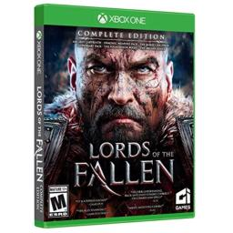 Lords of the Fallen Xbox One Complete Edition