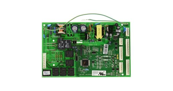 General Electric WR55X10942 Refrigerator Main Control Board Assembly The refrigerator control board controls the majority of functions in your refrigerator.*Although this part may vary in appearance, the refrigerator control board is most likely the part you need to get your refrigerator running.*Genuine Replacement Part