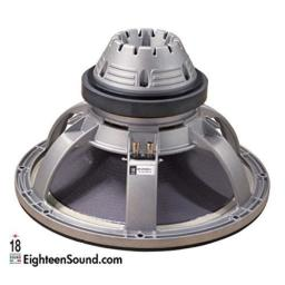 "18 Sound 18TLW3000 18"" Woofer/3600W/8OHMS - Set of 1"