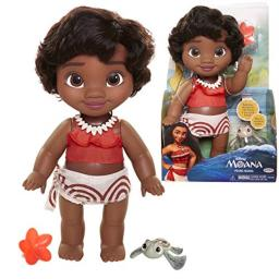 Disney Moana New Spring 2018 Young Moana Doll 12 Inches Girls Baby Doll