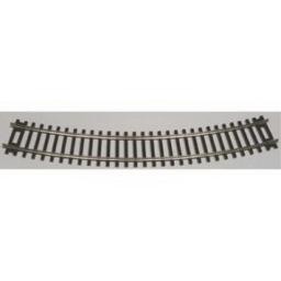 "Atlas Code 83 Nickel Silver 15"" Radius Snap Track (6/Bx) HO Scale Trains"
