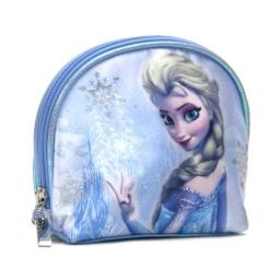 Funktionally Fun by SOHO Frozen Collection Elsa Compact Arched Cosmetic Makeup Bag