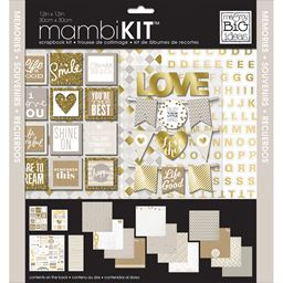 Me And My Big Ideas Page Kit 12 X 12 MemoriesÂ