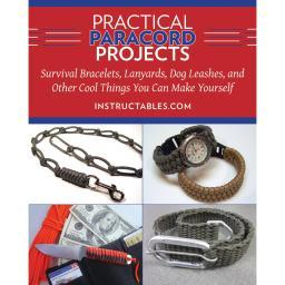 Skyhorse Publishing Practical Paracord Projects