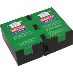 American battery rbc123 rbc123 replacement battery pk