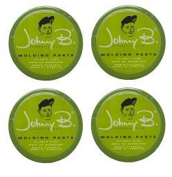 Johnny B Molding Paste 2.25 oz Pack of 4