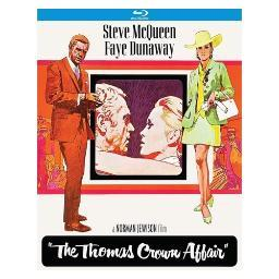 Thomas crown affair (blu-ray/1968/ws 1.85) BRK21741