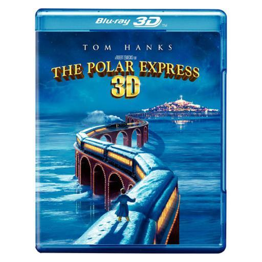 Polar express 3d (blu-ray/2.40) (3-d) 5GB49VA5CVB2KSQU