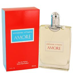 3 Pack Adrienne Vittadini Amore by Adrienne Vittadini Eau De Parfum Spray 2.5 oz for Women