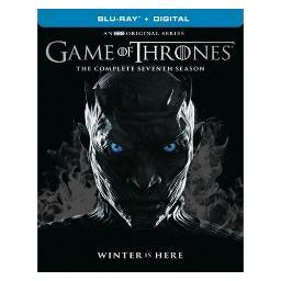 Game of thrones-complete 7th season (blu-ray/3 disc) BR653990