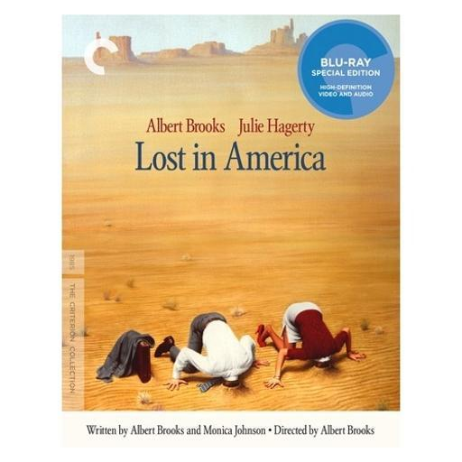 Lost in america (blu ray) (ws/1.85:1) 1290807