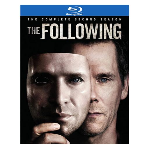 Following-complete 2nd season (blu-ray/3 disc) 1286687
