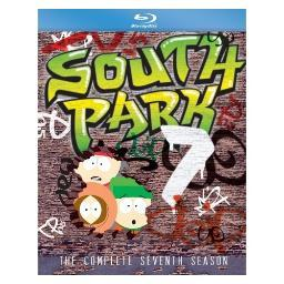 South park-complete seventh season (blu ray) (2discs/ws) BR59193177