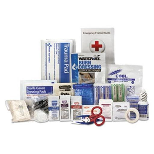 First Aid Only 90615 ANSI A plus First Aid Kit Refill, 141 Piece