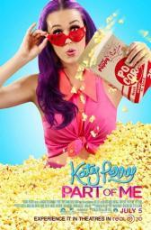 Katy Perry Part of Me 3D Movie Poster (11 x 17) MOVEB25205