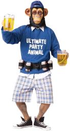Ultimate Party Animal Adult Costume FW130464