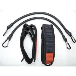 Apex 2 Leg & Foot Belts With 2 Long Bands