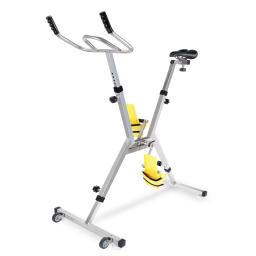 AKONZA Aqua Water Bike Under Water Fitness Cycling Stainless Steel Resistance System Pool Bicycle For Exercise & Therapy
