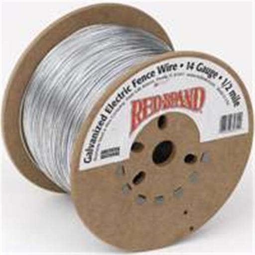 Keystone Wire 4312906 Electric Fence Wire .50 Mile 14 Gallon