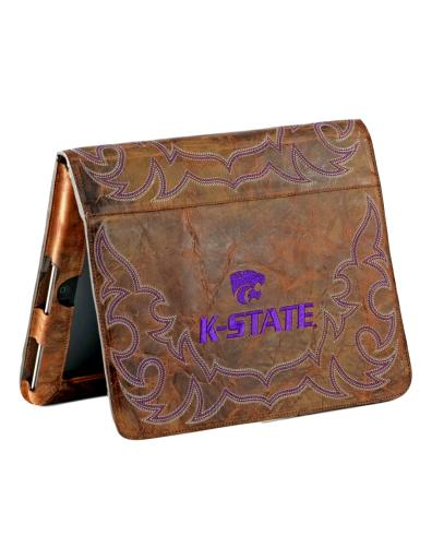 Gameday iPad Case Cover Kansas State Wildcats Brass KST-IP042-1 ECVNBOF6GOLEUKEL