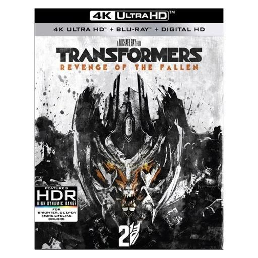 Transformers-revenge of the fallen (blu ray/4kuhd/ultraviolet hd/digital) QHBR1L0WHWIUIQQP