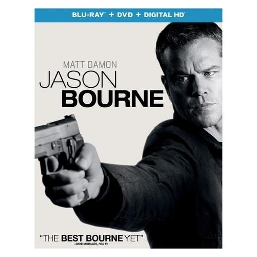 Jason bourne (blu ray/dvd w/digital hd) 1285379