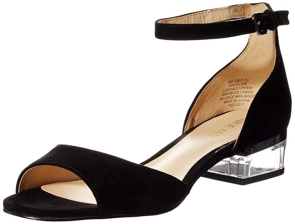 03cc0b12875 Nine West Nine West Volor Kitten Heel Sandals