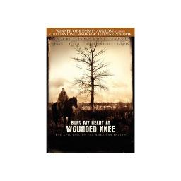 BURY MY HEART AT WOUNDED KNEE (DVD/WS/ENG-FR-SP SUB/RE-PKG/ECO) 883929192069
