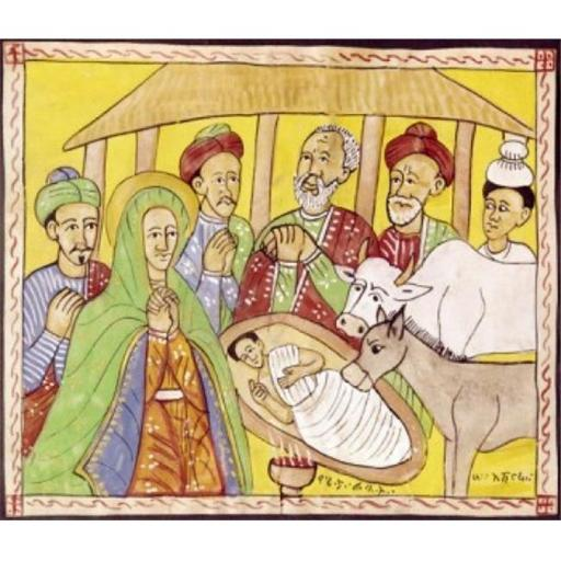 Posterazzi SAL900102687 Adoration of the Shepherds by Unknown Painter Artist Unknown Poster Print - 18 x 24 in.