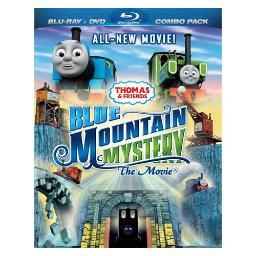 Thomas & friends-blue mountain mystery the movie blu ray/dvd combo pack BR181940