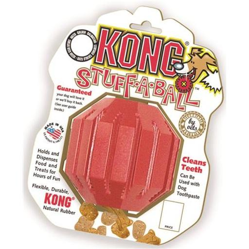 KONG COMPANY STUFF-A-BALL LARGE RED 429AABF6687BD236