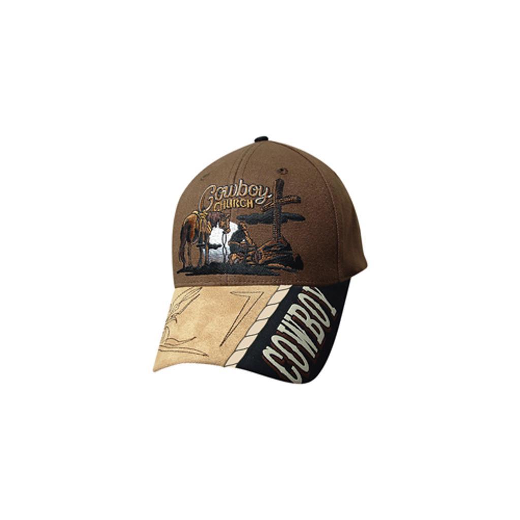 a8a86ca78b1 Capsmith scbchu cowboy church cap
