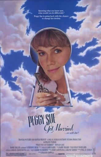 Peggy Sue Got Married Movie Poster (11 x 17) SKFK2KWRWKA8AMFD