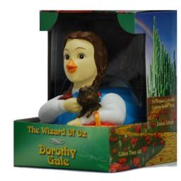 CelebriDucks 81007 Dorothy from Wizard of Oz Rubber Duck
