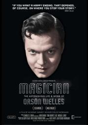 Magician The Astonishing Life and Work of Orson Welles Movie Poster (11 x 17) MOVGB29245