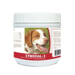 Healthy Breeds 840235103301 Brittany Synovial-3 Joint Health Formulation - 120 Count