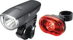 Torch High Beamer Comp 1W/Tailbrt 0.5W Light Set