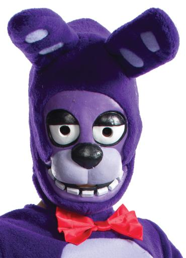 Five Nights At Freddys Bonnie Child 3/4 Mask