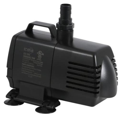 EcoPlus Eco Fixed Flow Rate Submersible Pumps EcoPlus Eco 1056 Submersible Pump 1083 GPH (6/Cs)