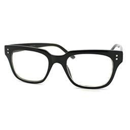 Kingsman Glasses Black Eyeglasses Nerd Dots Secret Service Movie Fashion Costume