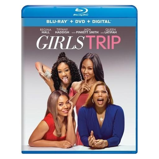 Girls trip (blu ray/dvd w/digital hd) 4SJG0UOMID1PRFSE