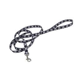 Coastal Pet Products 00466-Skz06 Black Coastal Pet Products Pet Attire Styles Nylon Dog Leash Black 5/8 X 72