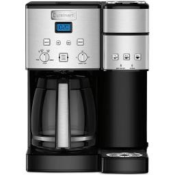 Cuisinart SS15P1 Coffee Center 12 Cup Coffee Maker and Single-Serve Brewer