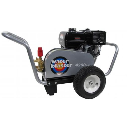 Simpson WB4200 SIMPSON WaterBlaster 4200 PSI at 4.0 GPM Belt Drive Pressure Washer