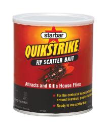 Starbar Quikstrike Fly Bait 5 lb. - Case Of: 1; Each Pack Qty: 1;