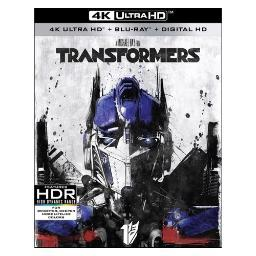Transformers (blu ray/4kuhd/ultraviolet hd/digital hd) (3discs) BR59194860