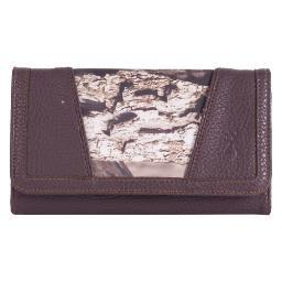 BROWNING BBG10003 BROWNING WALLET BAILY LARGE BROWN/COUNTRY CAMO