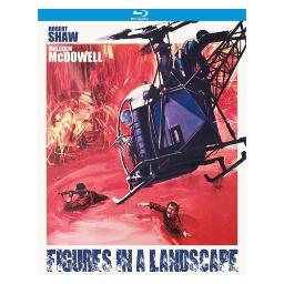 Figures in a landscape (blu-ray/1972/ws 1.85) BRK1774